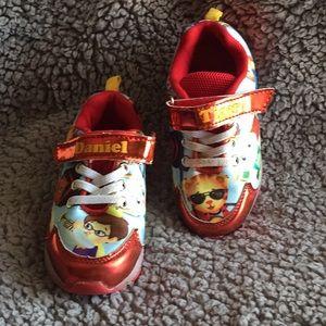 Shoes | Daniel Tiger Shoes | Poshmark